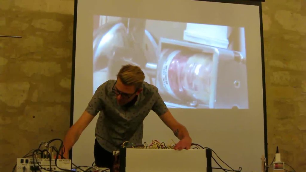 Synthesizer Performances| 2014